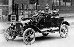 「汽车发展史」既然飞向蓝天太难,那就让奔跑变得简单