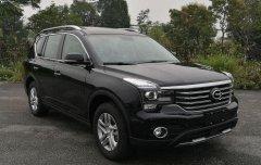 「第一国产车」首台全新2019款广汽传祺GS7实车现身!