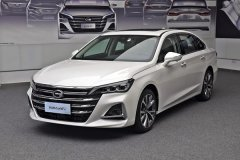 全新传祺GA6,新车预售价为11.68万起