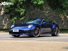 全新保时捷911 Turbo系列于日内瓦首发