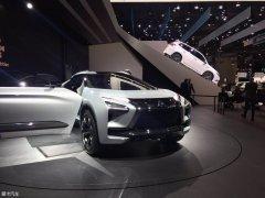 日内瓦车展 三菱e-EVOLUTION概念车亮相