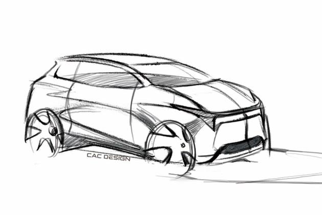 小蚂蚁姐妹车 奇鲁汽车首款车型或10月上市